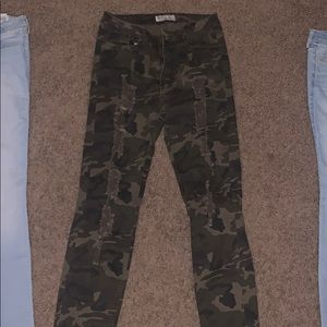 Pants - Pants Sizes 5-9 Mostly Hollister Brand and Etc.